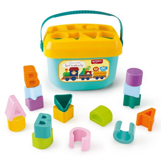 Creative Intelligence Box Geometric Shape Sorter Baby Cognitive And Matching Building Blocks Kids Early Educational Toys