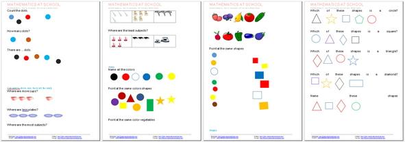 math worksheet : kindergarten worksheets and printables free pdf worksheets  : Kindergarten Worksheets Online