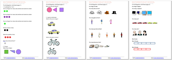 math worksheet : pre kindergarten worksheets and free download printables pdf  : Kindergarten Worksheets Free Online