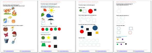 kinder garten math and english game