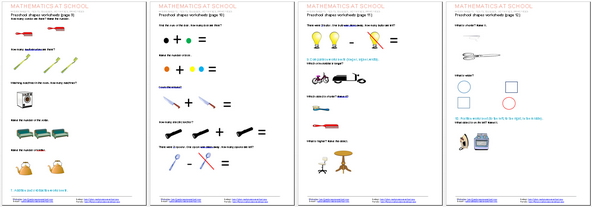math worksheet : pre kindergarten worksheets and free download printables pdf  : Online Kindergarten Worksheets